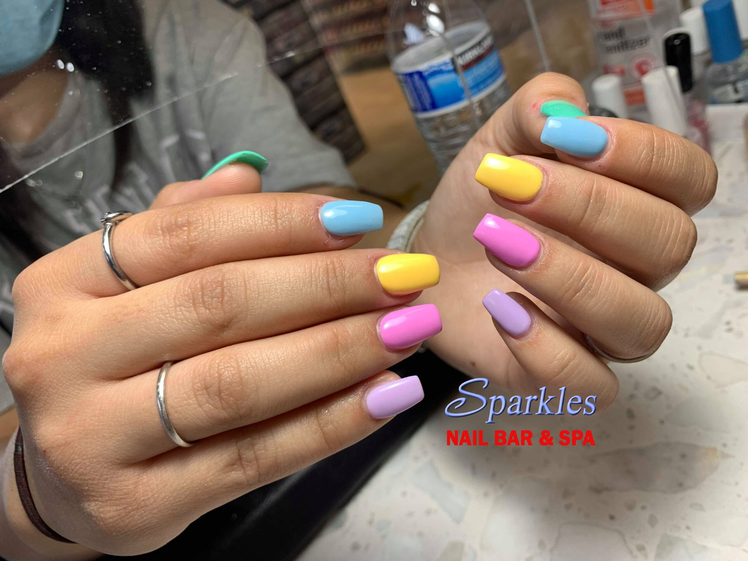 Gallery - Sparkles Nail Bar & Spa, San Antonio TX 78258