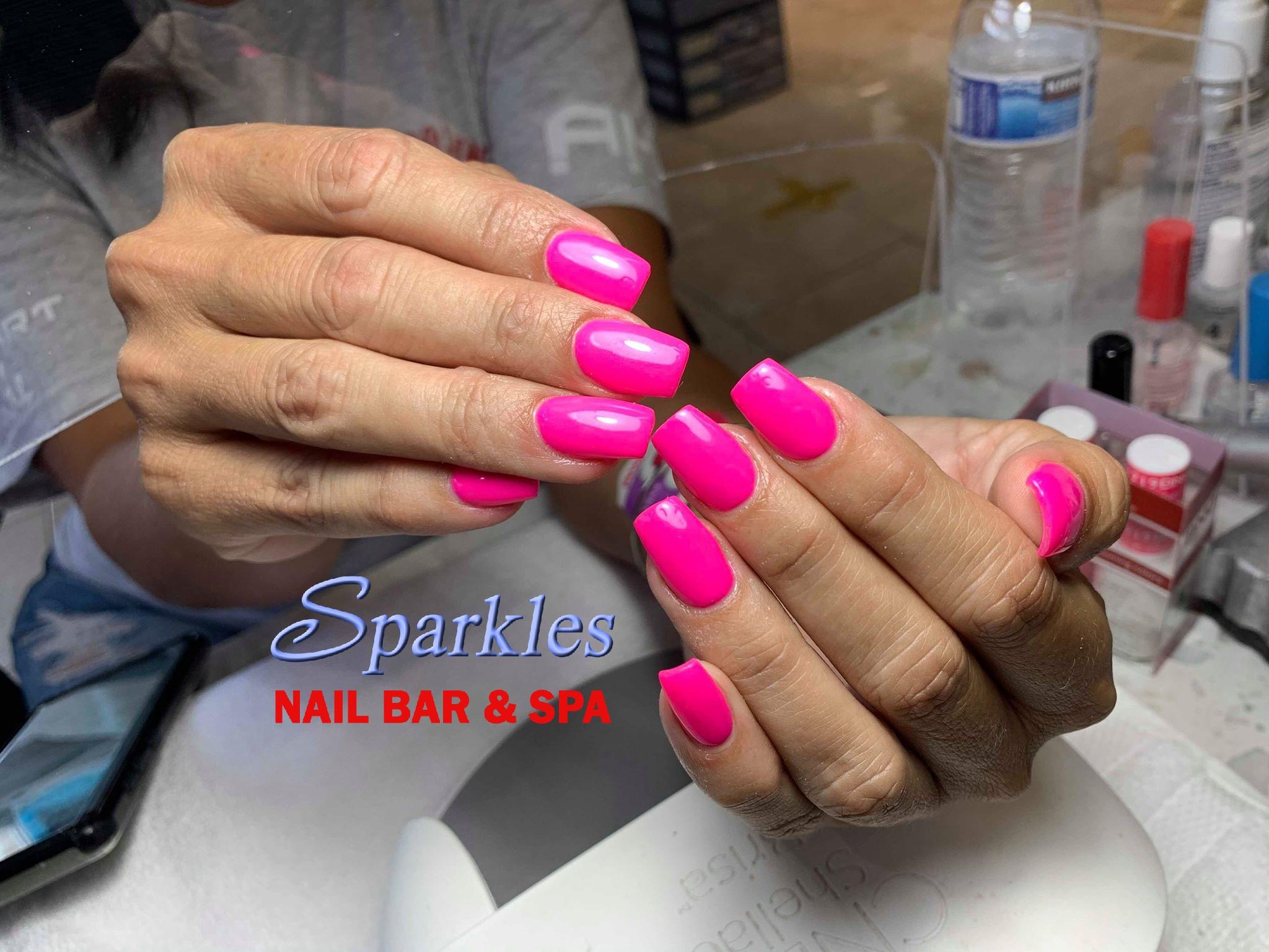 Sparkles Nail Bar & Spa, San Antonio TX 78258
